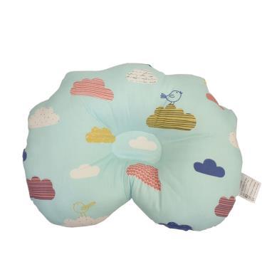 PAMABE小花凹型枕-繽紛夢幻雲朵-廠送