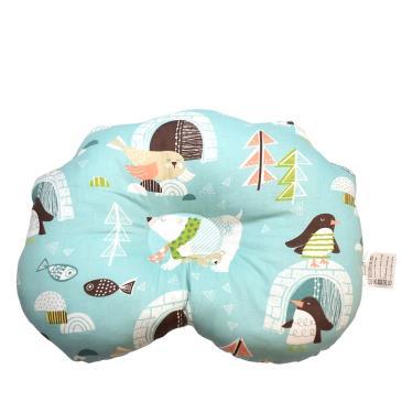 PAMABE小花凹型枕-北極冰樂園-廠送