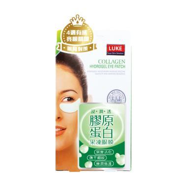 (買一送一) LUKE 膠原蛋白果凍眼膜(5對入/盒)