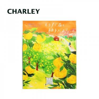 Charley 我村柚子結實入浴劑 30g