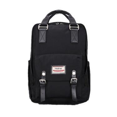 【Heine 海恩】WIN-191多功能多口袋媽媽包 後背包(黑色)-廠送