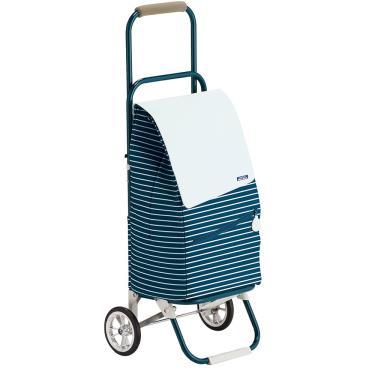 FranceBed 承物散步購物車 寶石藍 廠送 (可收摺)