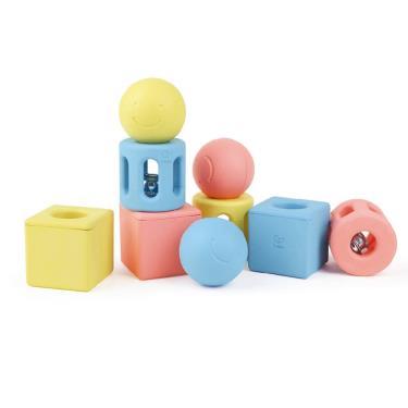Hape 愛傑卡 觸覺球玩具(廠)