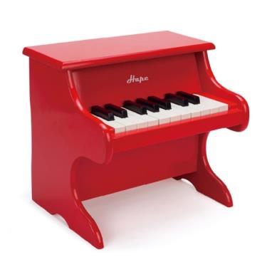 Hape 愛傑卡 仿真木製俏皮的鋼琴 (廠)
