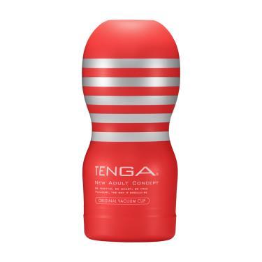 TENGA ORIGINAL VACUUM CUP 真空杯 標準版(TOC-201)