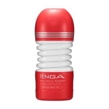 TENGA ROLLING HEAD CUP 扭動杯 標準版(TOC-203)
