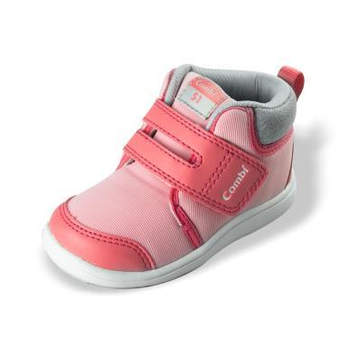 COMBI-NICEWALK醫學級成長機能鞋B20PI 粉 15.5cm (18365) (廠)