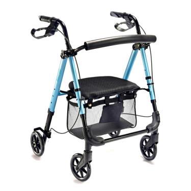 I CARE 艾品 輕量化帶輪助行器/助行車 IC-405 廠送