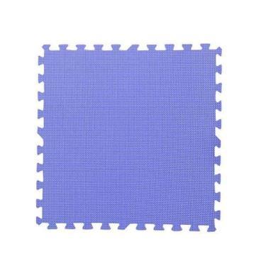 新生活家 EVA運動安全地墊-紫色62x62x1.3cm 12入 廠送