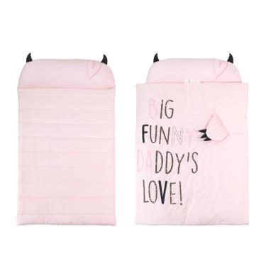 Daby達比大怪獸兒童睡袋2.0-Daby(含帆布收納袋)-廠