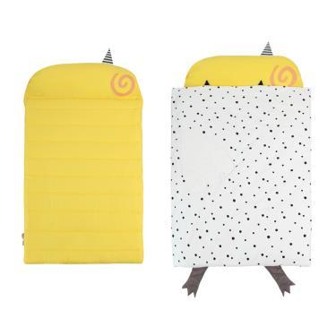 Daby蛋頭大怪獸兒童睡袋2.0-Eggy(含帆布收納袋)-廠