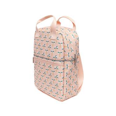 Petit Monkey 環保粉紅棕梠樹小童背包-L號-廠