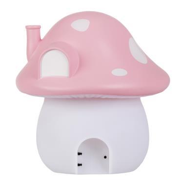 A Little Lovely Company療癒粉紅大蘑菇裝飾燈-廠