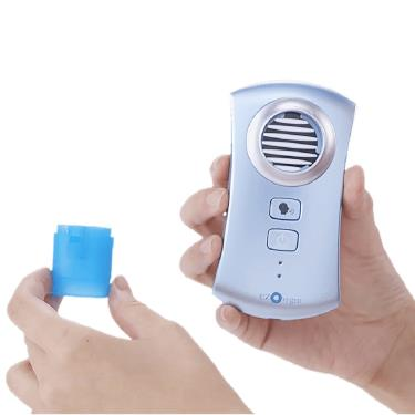 ezOxygen 全球第一台 智能肺活量穿戴量測裝置 廠商直送