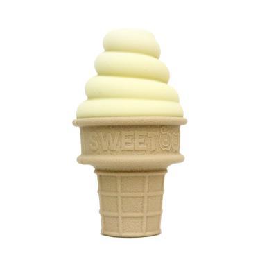 美國Sweetooth冰淇淋固齒器_萊姆黃-廠