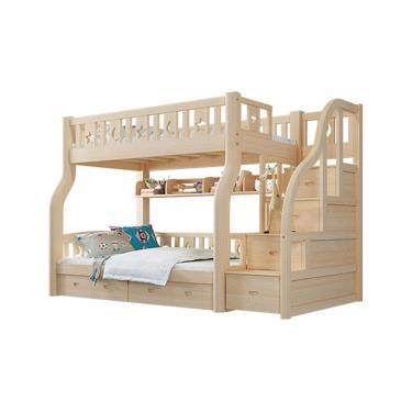 【HA Baby】上下舖床型 階梯款 120床型【裸床】- 廠送