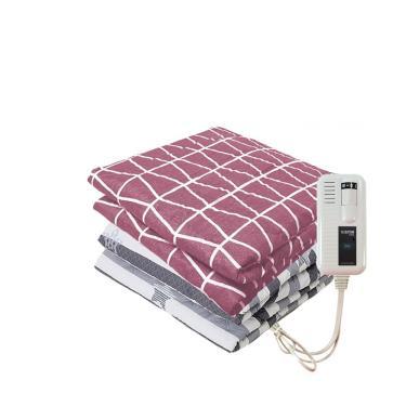 韓國太陽牌  過夜露營必備省電型恆溫電熱毯-單人-(省電恆溫+7段控溫+非人為損壞終身保固)-廠送