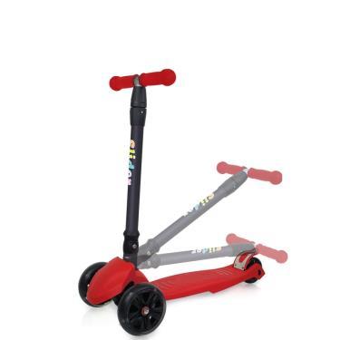Slider 滑來滑趣折疊滑板車XL1紅 廠送