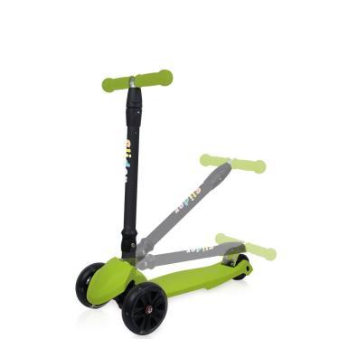 Slider 滑來滑趣折疊滑板車XL1綠 廠送