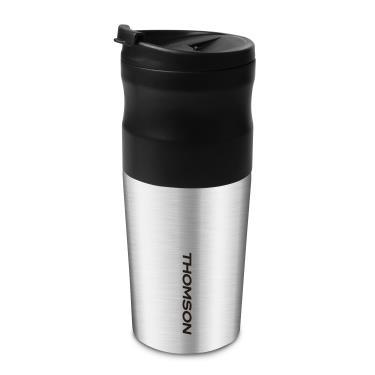 【THOMSON】電動研磨咖啡隨行杯*USB充電* (TM-SAL18GU) -廠送