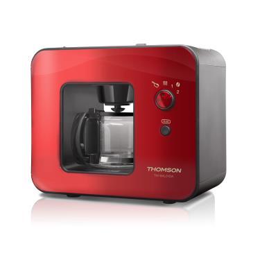 【THOMSON】 自動研磨咖啡機 (TM-SAL01DA) -廠送
