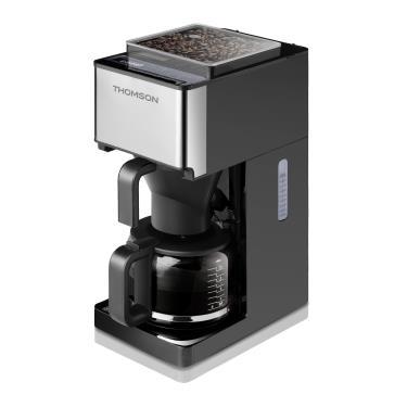 【THOMSON】 錐磨全自動研磨咖啡機 (TM-SAL04DA) -廠送