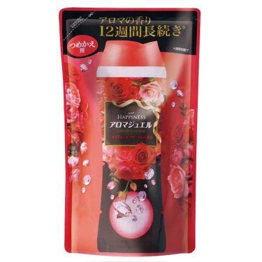 Lenor蘭諾 衣物芳香豆補充包 (晨曦玫瑰) 455ml/包