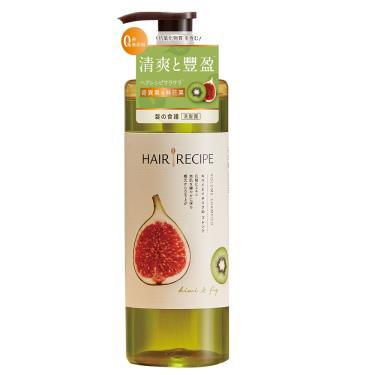 Hair Recipe 髮的料理 奇異果控油營養洗髮露-530ml