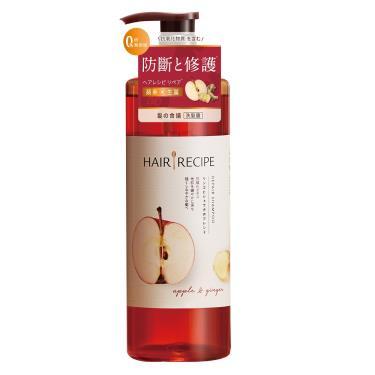 Hair Recipe 髮的料理 生薑蘋果防斷滋養洗髮露530ml