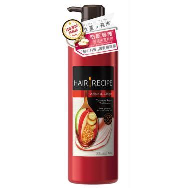 Hair Recipe 髮的料理 蘋果生薑防斷修護潤髮乳-530g
