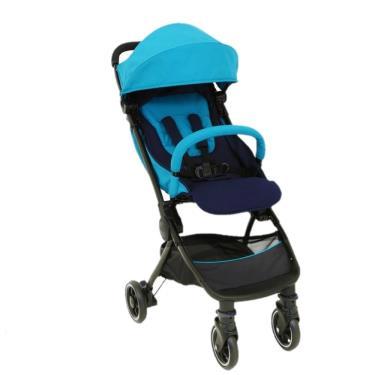 【Joie】PACT LITE DLX 登機車/嬰兒推車(藍) -廠送