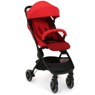 【Joie】PACT LITE DLX 登機車/嬰兒推車(紅) -廠送