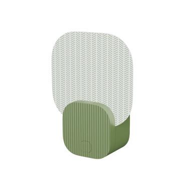 YOME  SOTHING 黏貼式捕蚊器 固定插座版  朝綠色 廠送
