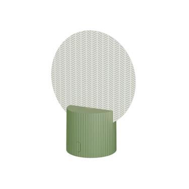 YOME  SOTHING 黏貼式捕蚊器 移動USB版 朝綠色 廠送