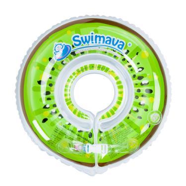 英國 Swimava G1奇異果嬰兒游泳脖圈-廠