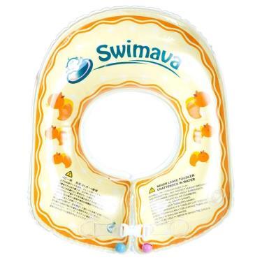 英國 Swimava G2小鴨初階小童游泳圈 (小號碼腋下圈)-廠