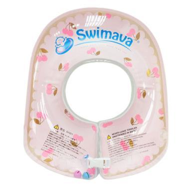 英國 Swimava G2櫻桃初階小童游泳圈 (小號碼腋下圈)-廠