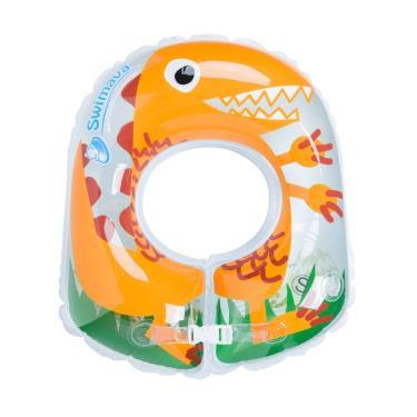 英國 Swimava G2恐龍初階小童游泳圈 (小號碼腋下圈)-廠