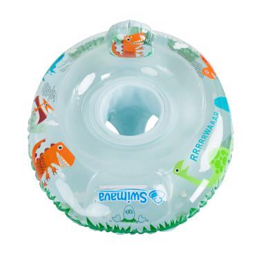 英國 Swimava G3恐龍嬰幼兒座圈-廠