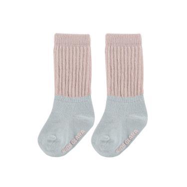 Happy Prince 韓國製 Primo雙色嬰兒童及膝襪2雙組 (尺寸可選/S) 廠送