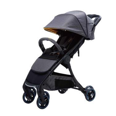 Combi AuraStar 智能嬰兒手推車 石墨灰-廠