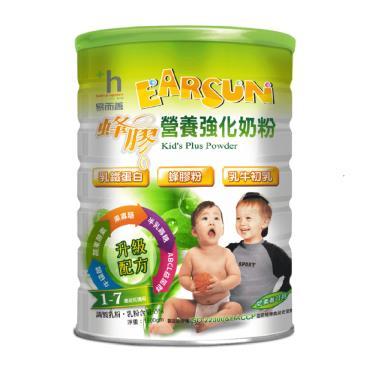 易而善 蜂膠營養強化奶粉1.5kg/罐 (廠)