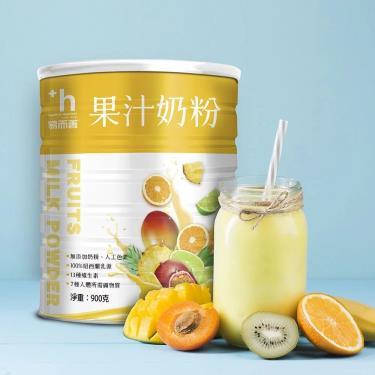 易而善 果汁奶粉900g/罐 (廠)