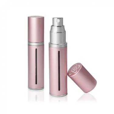 (新品上市)QBER 舒緩眼壓必備 光量子魔法瓶-玫瑰金 30ml 廠送