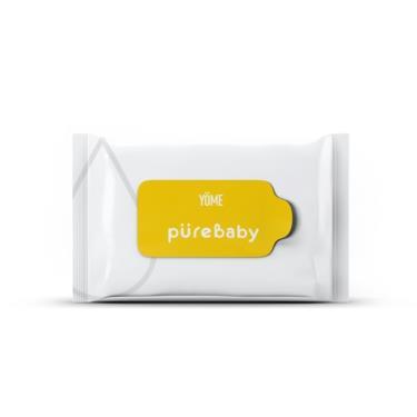 PureBaby 99.9% 抗菌濕巾 10抽/包(單包包裝)