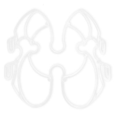 【WONDER旺德】 MIT 好收納口罩架 2入組