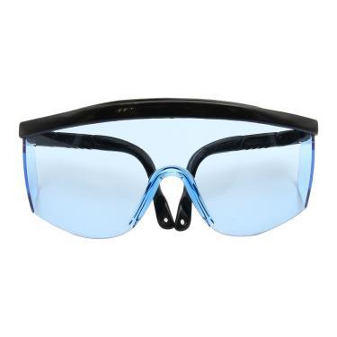 防飛沫 抗UV 防疫護目鏡-T6523 藍