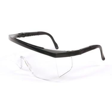 防飛沫 抗UV 防疫護目鏡-T6523 透明