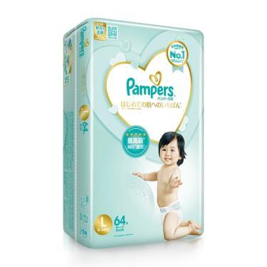 (2箱送媽媽包)幫寶適 一級幫紙尿褲量販包L192片(64片x3包)-箱購 活動至09/30