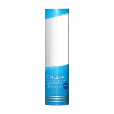 電商-TENGA HOLE LOTION 杯趣專用潤滑液 [COOL/冰酷藍]